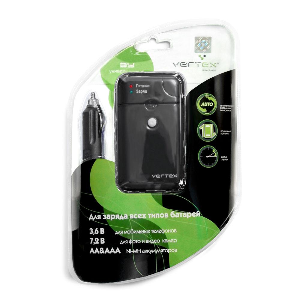 Как сделать зарядное устройство для всех типов аккумуляторов